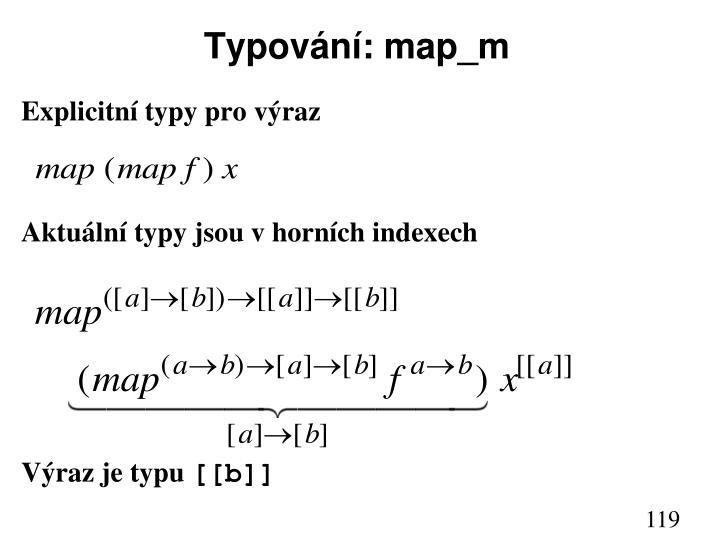 Typování: map_m