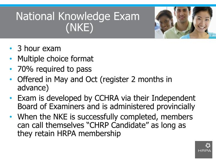 National Knowledge Exam