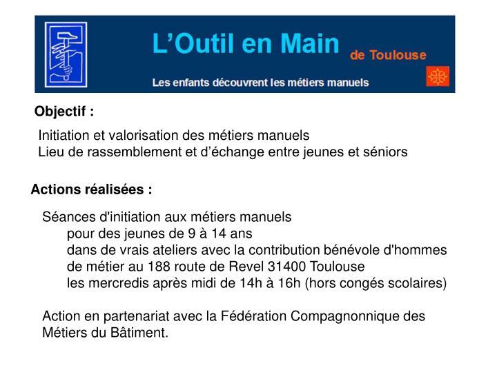 L'Outil En Main de Toulouse
