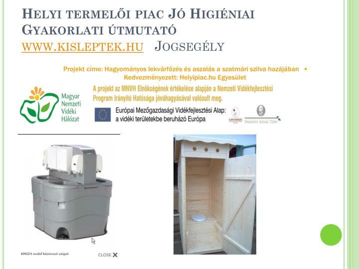 Projekt címe: Hagyományos lekvárfőzés és aszalás a szatmári szilva hazájában   ▪   Kedvezményezett: Helyipiac.hu Egyesület