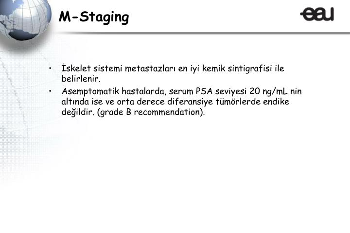 M-Staging