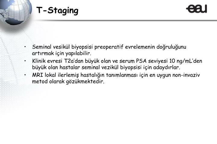 T-Staging