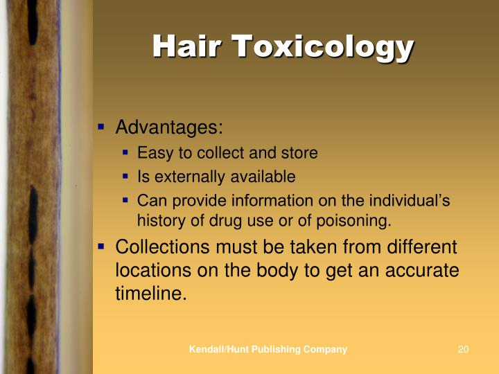 Hair Toxicology