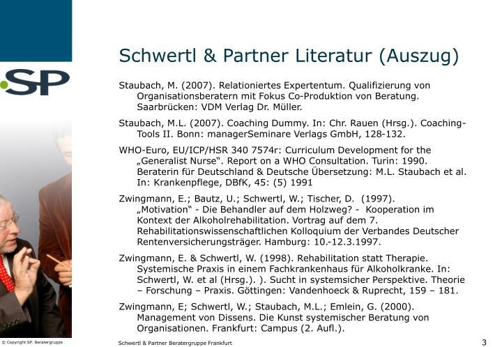 Staubach, M. (2007). Relationiertes Expertentum. Qualifizierung von Organisationsberatern mit Fokus Co-Produktion von Beratung. Saarbrücken: VDM Verlag Dr. Müller.