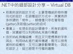 net virtual db
