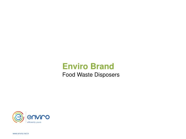 Enviro Brand