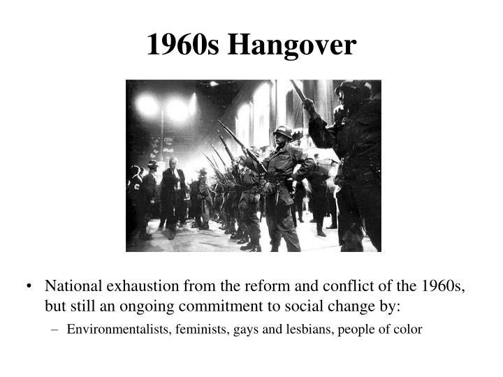 1960s Hangover