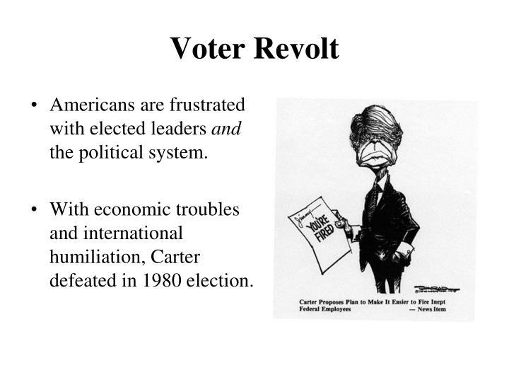 Voter Revolt