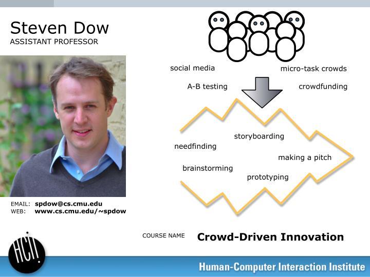 Steven Dow