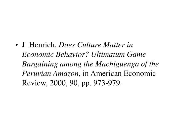 J. Henrich,