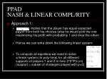 ppad nash linear compl rity3