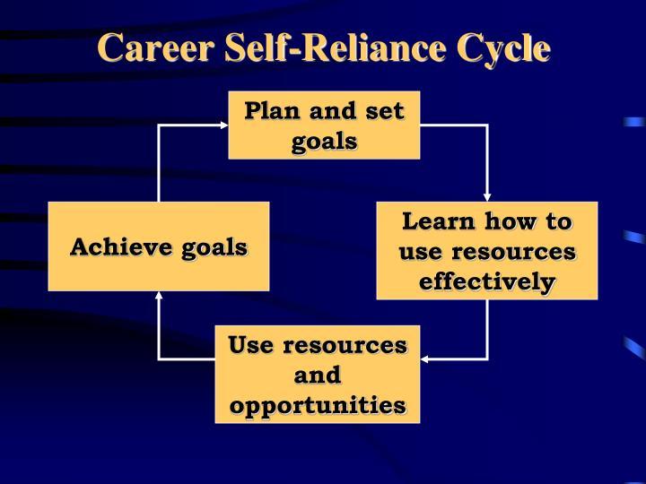 Plan and set goals