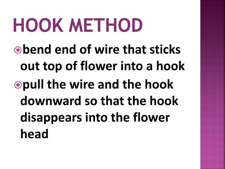 Hook Method