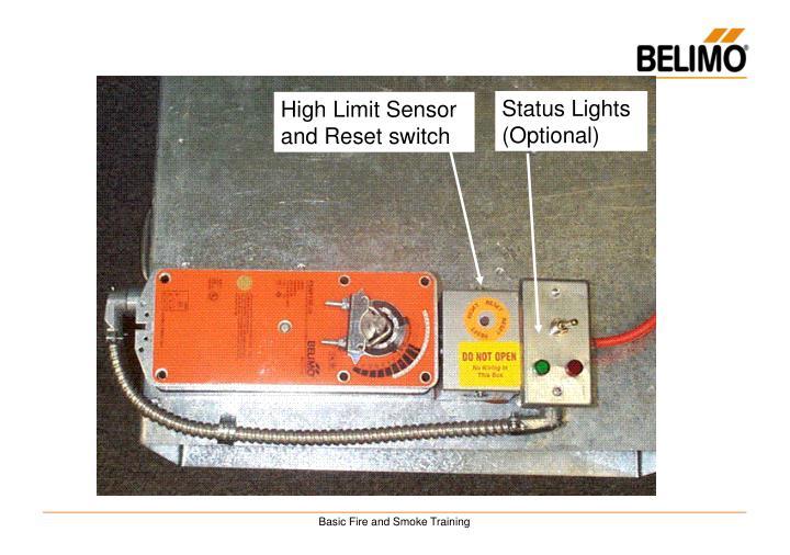 Status Lights (Optional)
