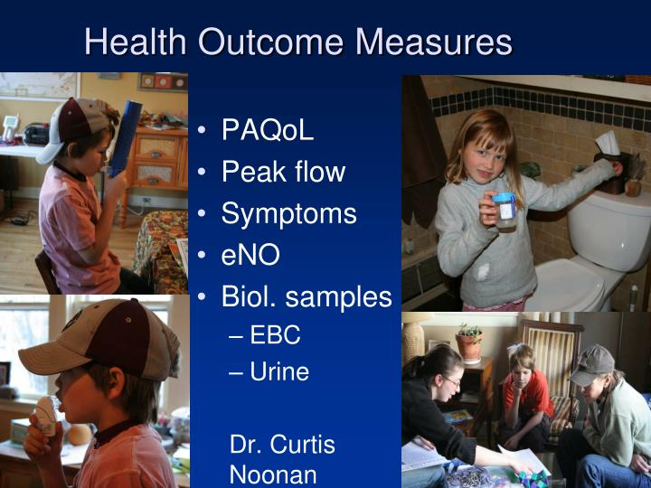 Health Outcome Measures