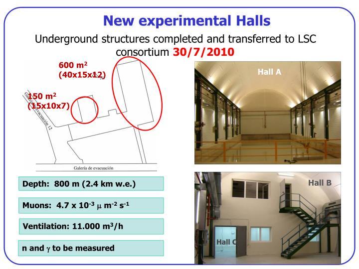 Hall A