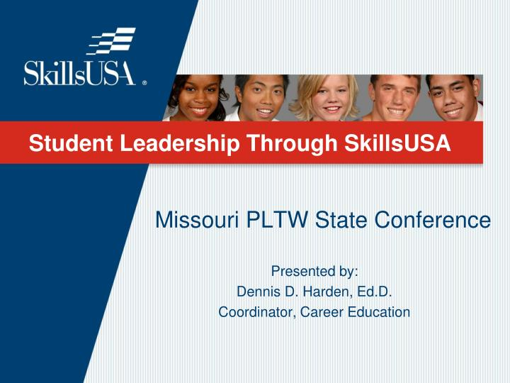 Student Leadership Through SkillsUSA