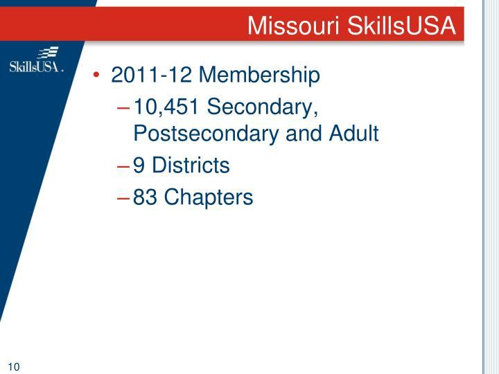 Missouri SkillsUSA