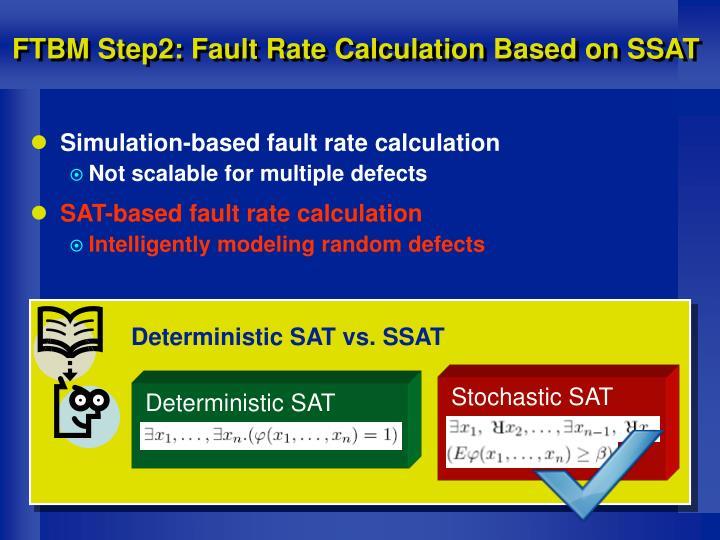 Stochastic SAT