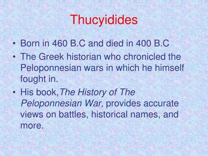 Thucyidides