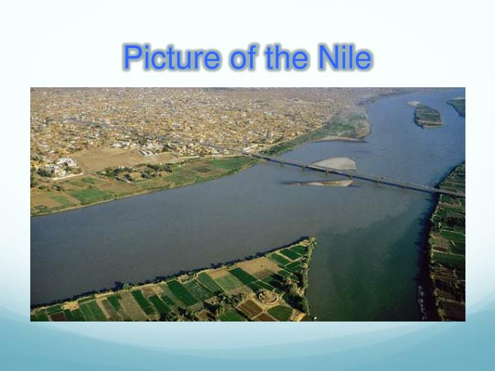 Picture of the Nile