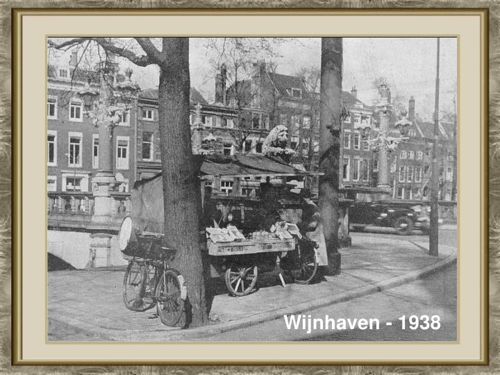 Wijnhaven - 1938
