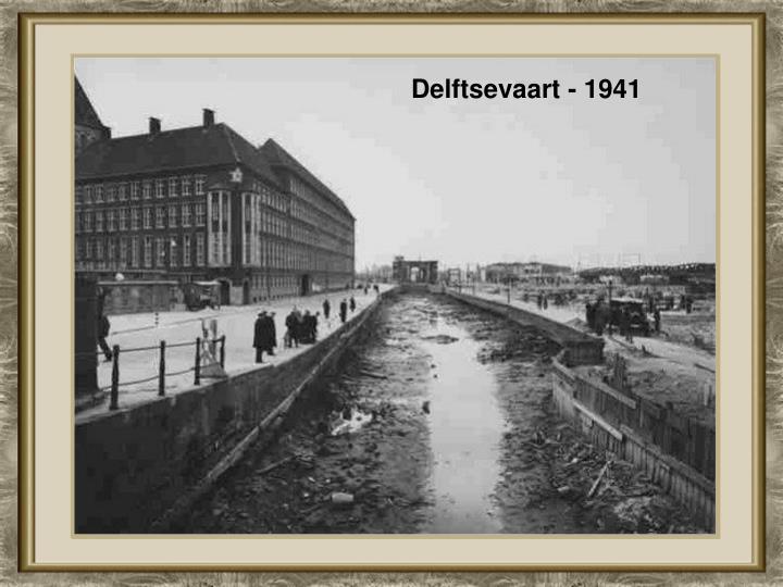 Delftsevaart - 1941