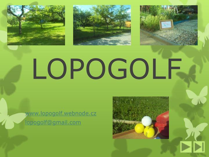 LOPOGOLF