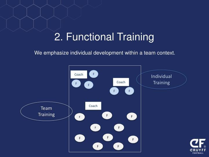 2. Functional Training
