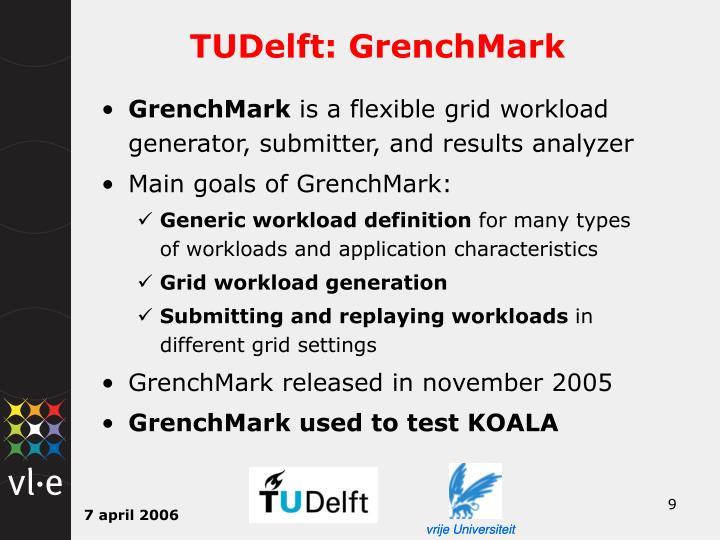 TUDelft: GrenchMark