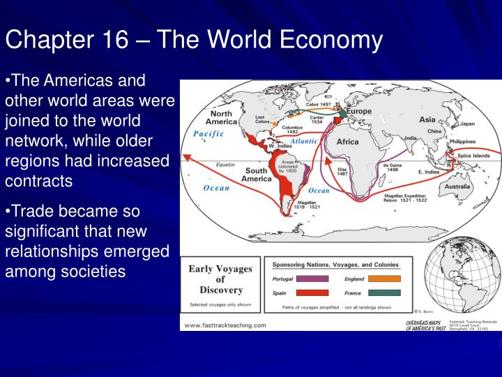 Chapter 16 – The World Economy