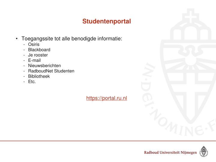 Studentenportal