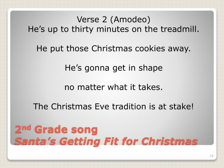 Verse 2 (Amodeo)