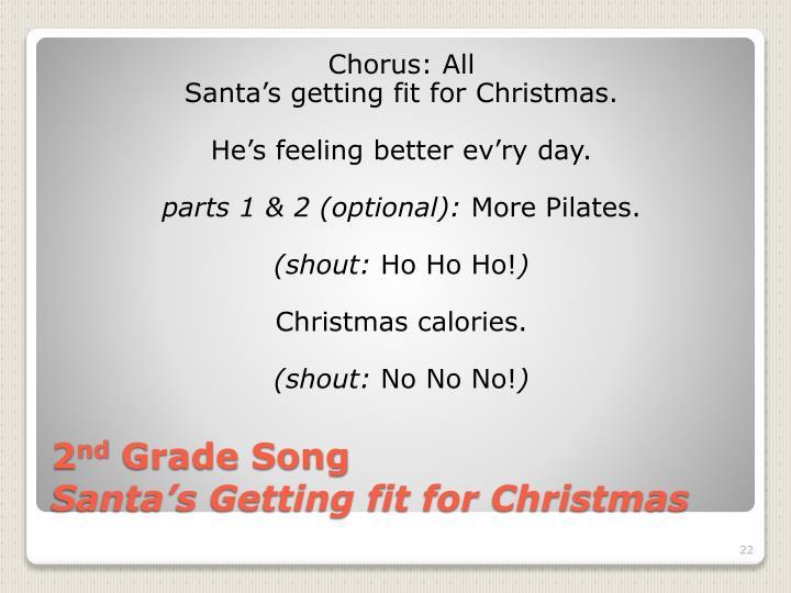 Chorus: All