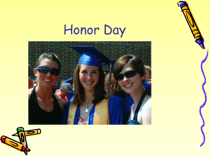 Honor Day