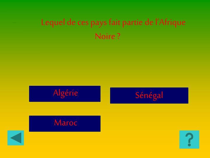 GEOGRAPHIE 9