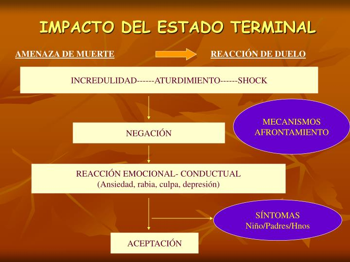 IMPACTO DEL ESTADO TERMINAL