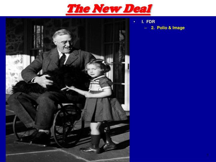 The new deal2
