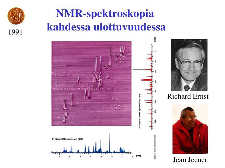 NMR-spektroskopia