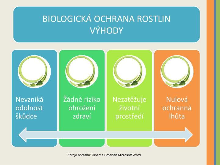 BIOLOGICKÁ OCHRANA ROSTLIN