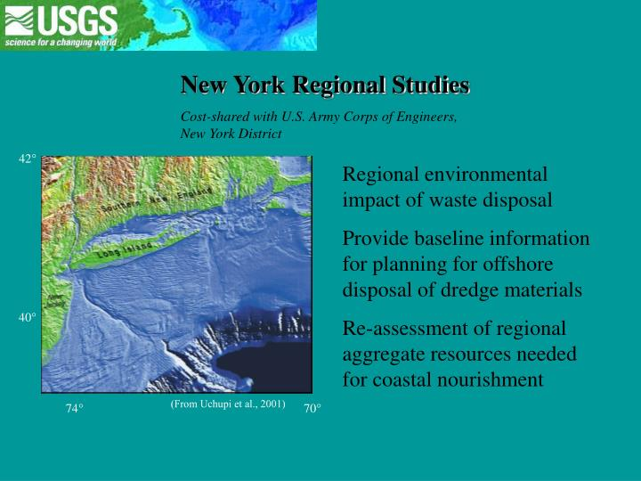 New York Regional Studies