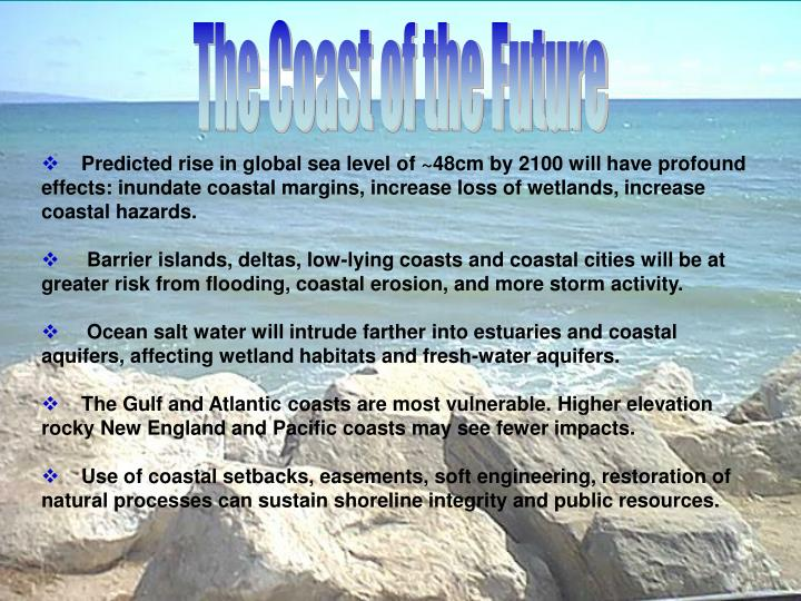 The Coast of the Future