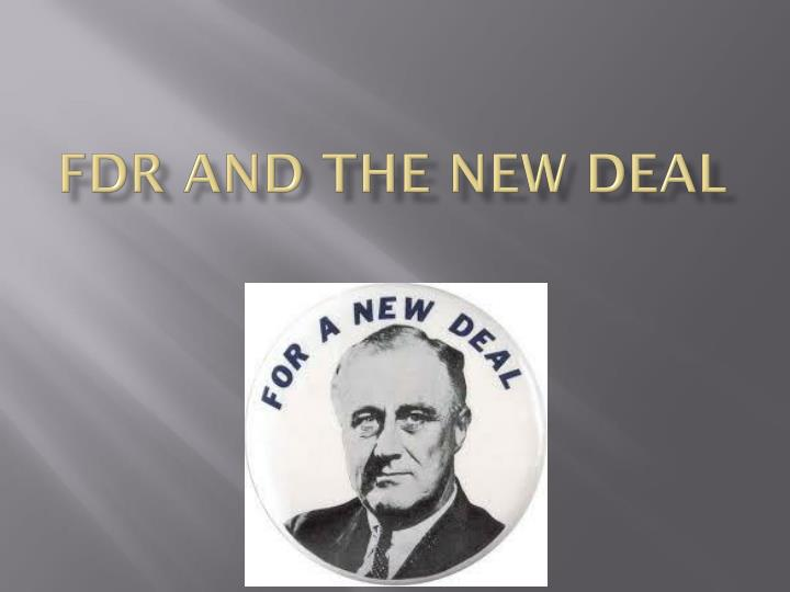 an essay on the second new deal The second new deal learn with flashcards, games, and more — for free.