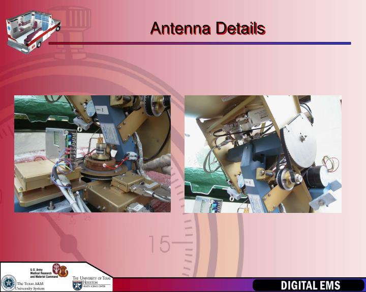 Antenna Details