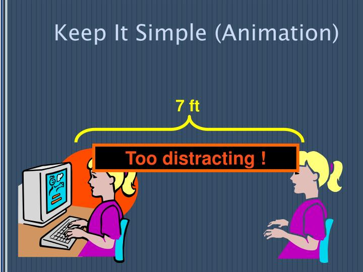 Keep It Simple (Animation)