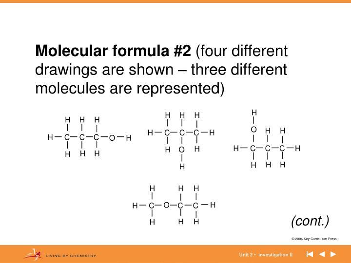 Molecular formula #2