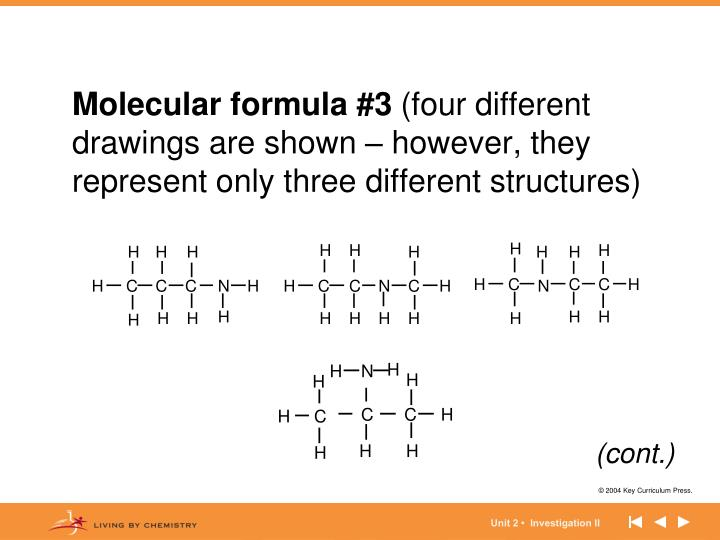 Molecular formula #3