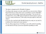 flexible spending account medflex