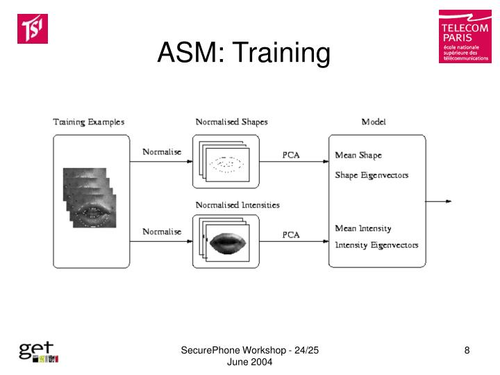 ASM: Training