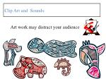 clip art and sounds